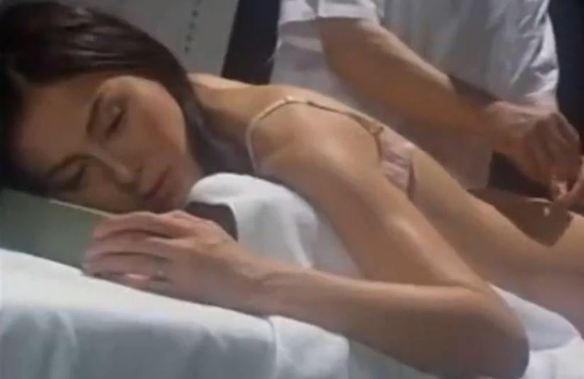 【杉本彩】セクシーな下着を纏う濡れ場