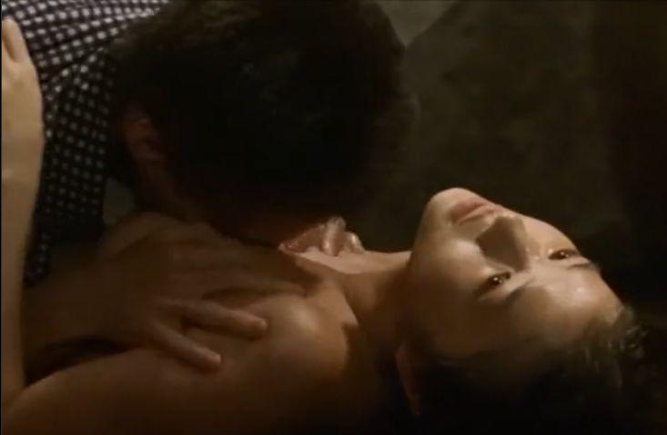 【田中美佐子】溜まった性欲の捌け口にされる濡れ場