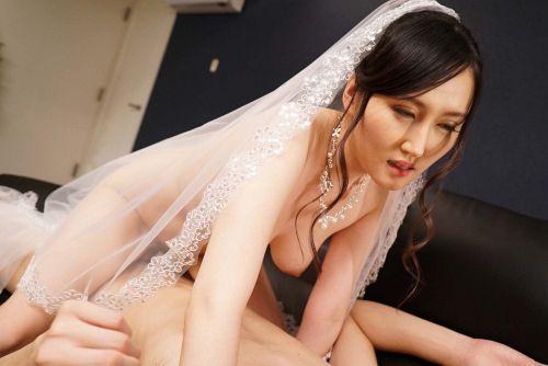 美月アンジェリア - 美月アンジェリアがぼくのお嫁さん ~ウェディングドレスに透けた美乳~ 18