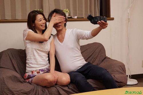 北条麻妃 - 淫乱検証 ~隠し撮り焦らしプライベートセックス~ 05