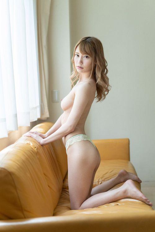 如月結衣 - Debut Vol.54 ~超イキ体質のスレンダー巨乳美女と中出し~ 05
