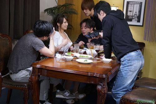 岡本理依奈 - サークルの飲み会で乱交NTR ~楽しく5Pで中出しポンポーン~ 05