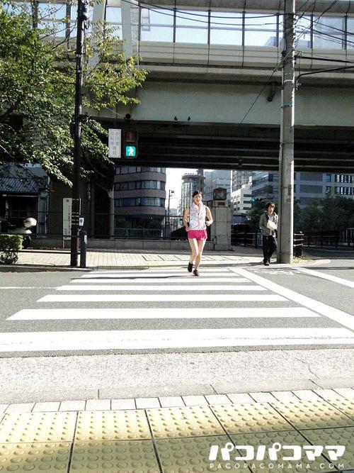 山城みずほ - ジョギングミセス ~美乳ランナー~ 02
