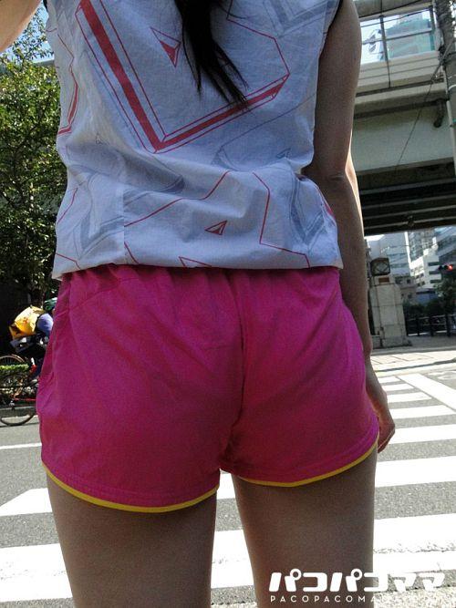 山城みずほ - ジョギングミセス ~美乳ランナー~ 03