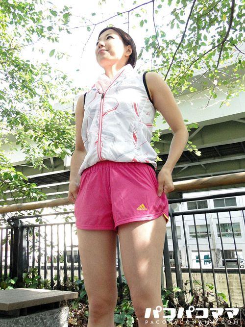 山城みずほ - ジョギングミセス ~美乳ランナー~ 04
