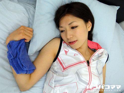 山城みずほ - ジョギングミセス ~美乳ランナー~ 09