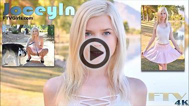 Jocelyn - BREAKING INNOCENCE