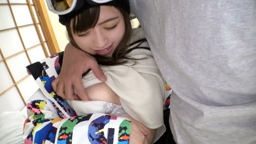 ゲレンデナンパ 01 雪山ではド素人!布団の上ではテクニシャン!スティック握るよりもチ〇ポ握るのが得意なスケベ美少女!! - もえ 21歳 歯科衛生の専門学生 10