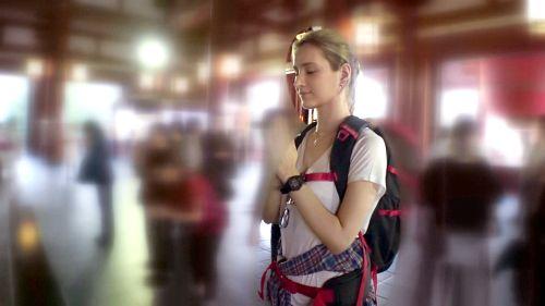 マジ軟派、初撮。 1394 YOUは何しに日本へ?ということで浅草でナンパしたロシア美女!密着して日本の濃厚なおもてなしをと思ったら…ロシア美女の激しくも濃厚なテクニックで逆おもてなし!こんな国際交流なら何回でもしてみたいなぁ~! - Sasha 23歳 学生 05