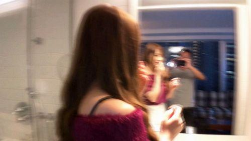 【個人撮影】リン/22歳/化粧品メーカー事務 ドチャクソ美人!!!/かわいい!!!/どエロい!!!/中出し!!!/いちゃラブ/ラブホ/夜景立ちバック/風呂/ぬるぬるアロマ/痙攣/電マ/2発射/2SEX/顔射 - リン/22歳/化粧品メーカー事務 06