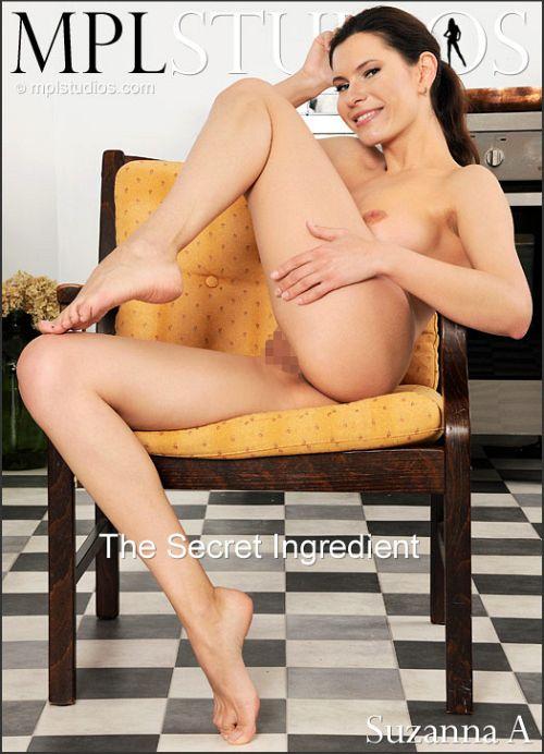 Suzanna A - THE SECRET INGREDIENT
