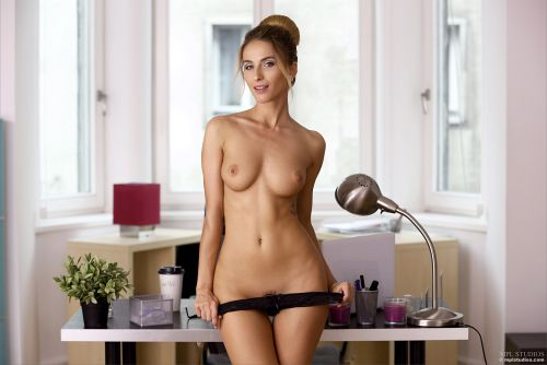Cara Mell - THE OFFICE GIRL 14