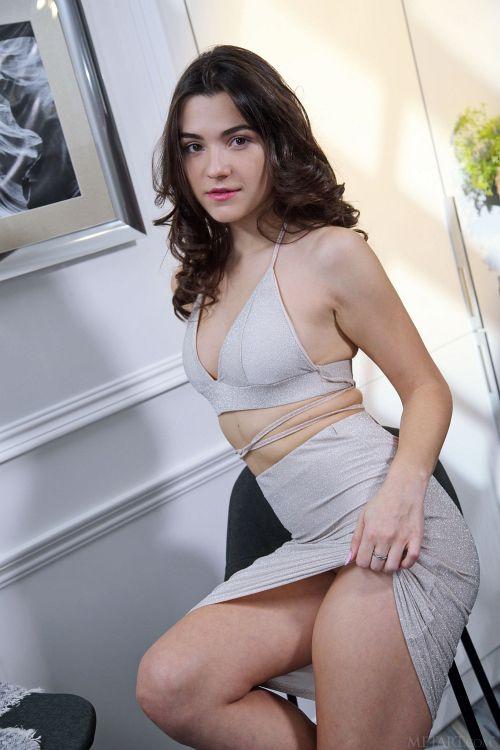 Hayli Sanders - WRAP DRESS 01