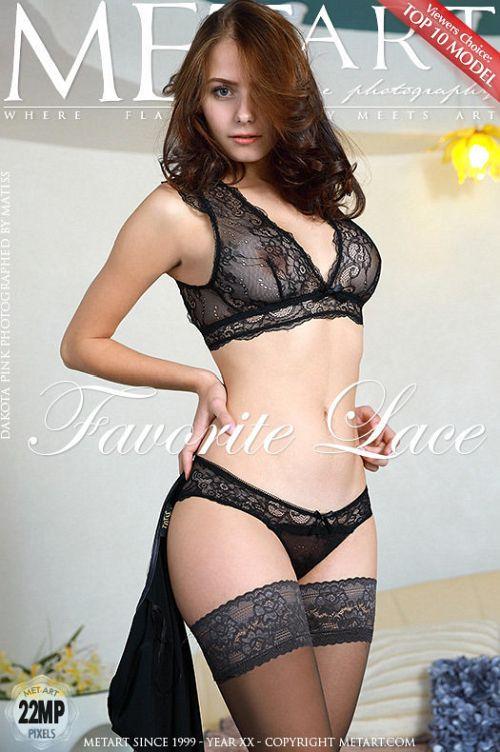 Dakota Pink - FAVORITE LACE