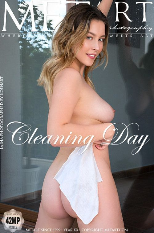 Dominika Jule - CLEANING DAY