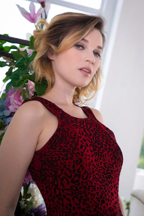 Serena Wood - WILD DRESS 01