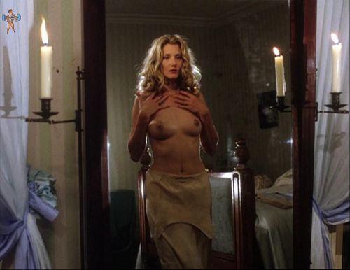 【お宝エロ画像】チャタレイ夫人の恋人(1995)で大胆に脱いでた美人女優ジョエリー・リチャードソン、熟女になってもアリなレベル 16