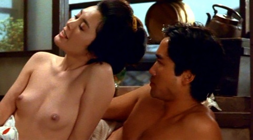 松坂慶子、乳首おっぱい丸出しヌード濡れ場がエロ過ぎる!金曜ドラマで復帰の大物女優の濃厚SEX!