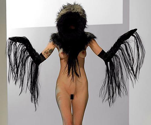 完全にトチ狂った海外のファッションショー、笑いを取りに行ってるの?wwwww(画像38枚)