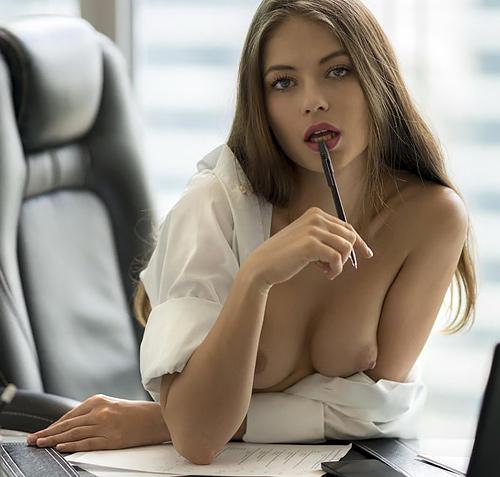 海外の外国人美女画像