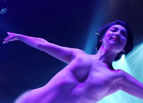 【放送事故】NHK、A●女優の全裸踊りを放送してしまう…これはまずいだろ…【エ□画像91枚】