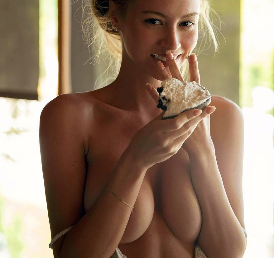 【画像】白人美女モデルの裸wwwwwwww
