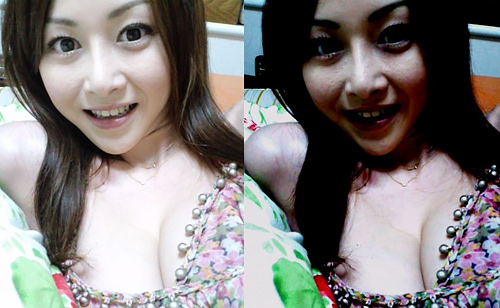 【ポロリ】乳首がハッキリ見えた女性芸能人のハプニング画像集(50枚)