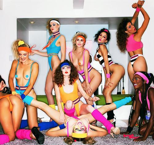 ロサンゼルスの風俗店「KinkyRabbit Club」ぐぅ~めちゃシコなんだがwwww
