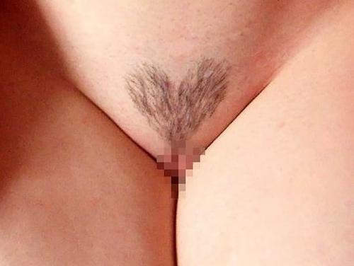 【画像あり】女のパンツを脱がせたらこんな陰毛だったらどうする??