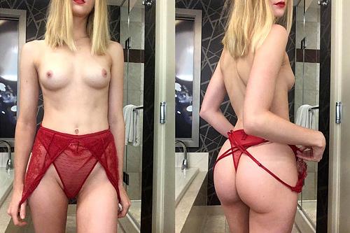 【画像】うちの嫁(30)の裸、エ□すぎる