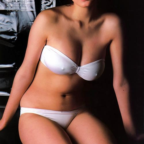 アイドルさんの乳首が透けてしまった昭和グラビアが令和でも余裕でイケるwwwwww(63枚)