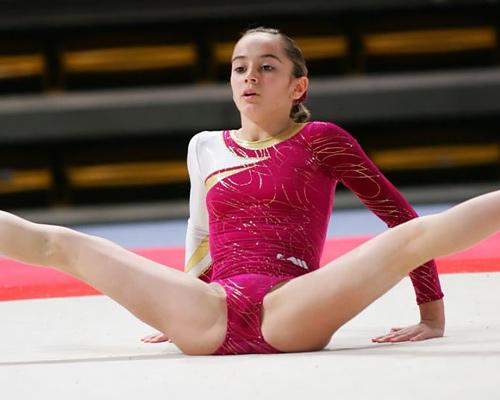 新体操女子が全員パイ○ン説が立証されたエ□画像まとめ。(77枚)