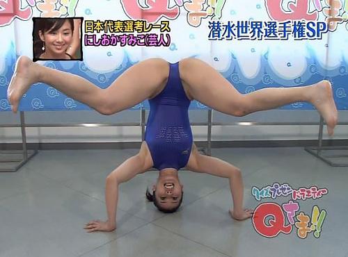 【画像30枚】放送事故ってレベルじゃねぇww女芸人が笑いのためにやらかしたエ□ハプニングまとめ