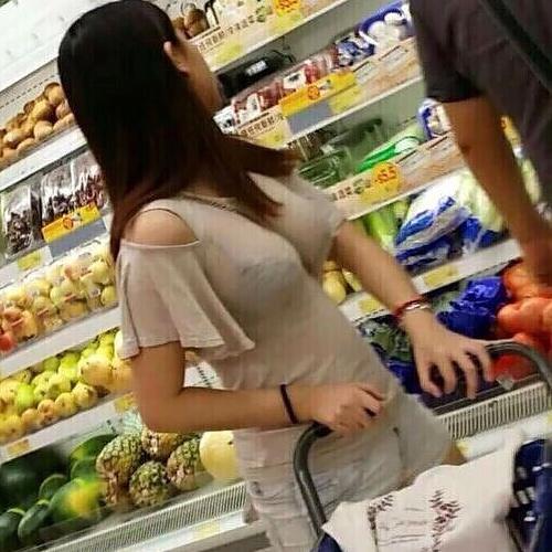 スーパーでめちゃくちゃえ●ちな爆乳見つけたwwww(画像あり)