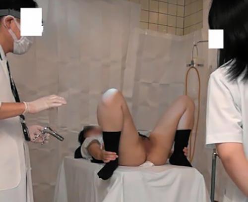 【合法無修正】これOKなのかよww!某婦人科の医療ブログに資料として掲載された現役JKの女性器画像がこちら