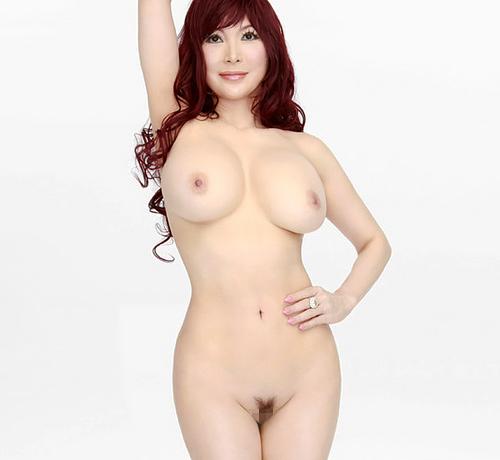 【画像】叶美香さん(50)のヌード画像wwwww(※乳首あり)