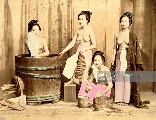 【画像】140年前の女さんのヌードwww
