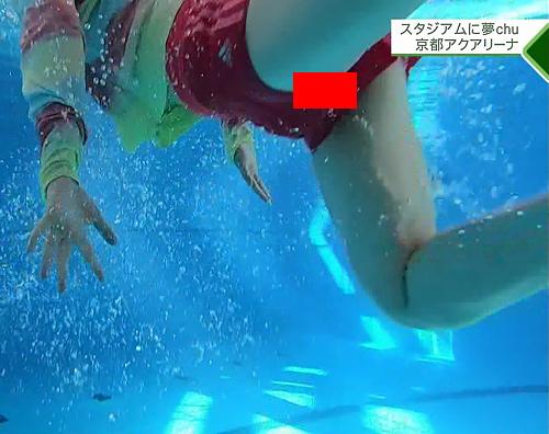 【放送事故】女子アナさん、プール取材で水着からマンチラwww地方局が緩すぎるwww【エ□画像18枚】