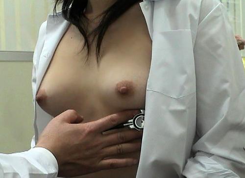 女子の健康診断って一度は覗いてみたくなるよね