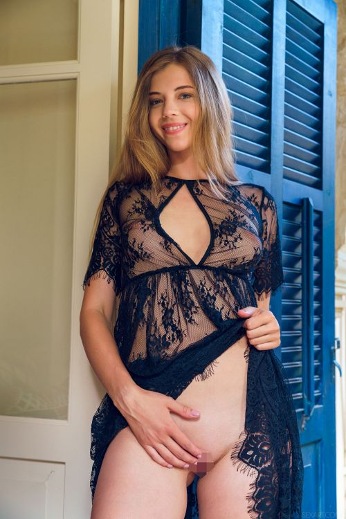 Kay J - CHANTILLY LACE 08