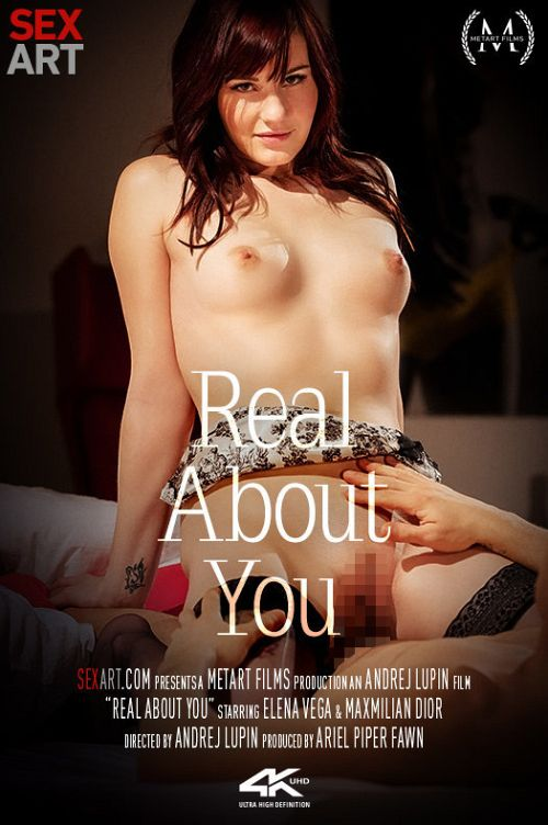 Elena Vega - REAL ABOUT YOU