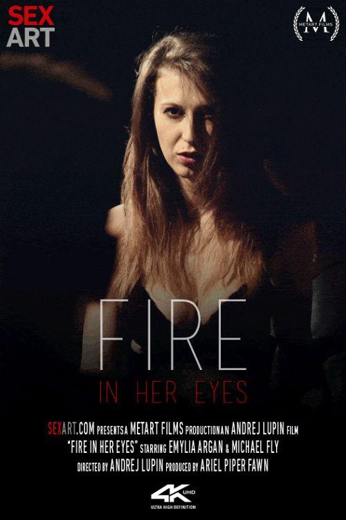 Emylia Argan - FIRE IN HER EYES