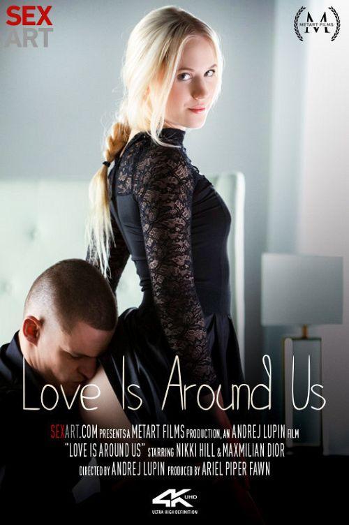 Nikki Hill - LOVE IS AROUND US