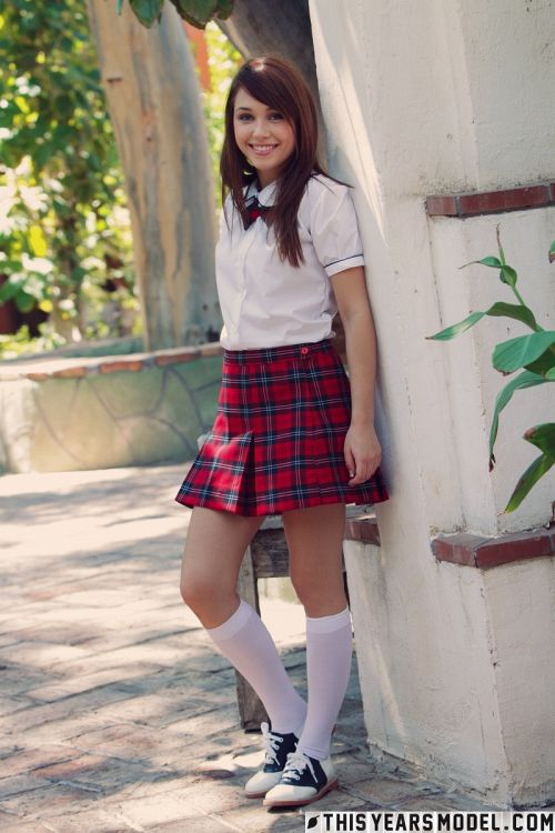 Marissa May - MARISSA IS A REAL CATHOLIC SCHOOLGIRL 02