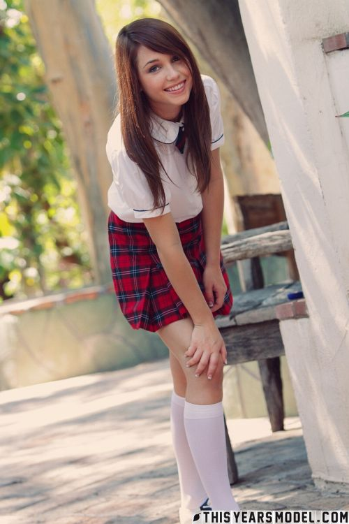 Marissa May - MARISSA IS A REAL CATHOLIC SCHOOLGIRL 03