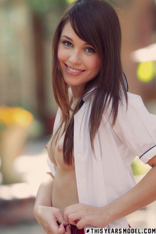 Marissa May - MARISSA IS A REAL CATHOLIC SCHOOLGIRL 10