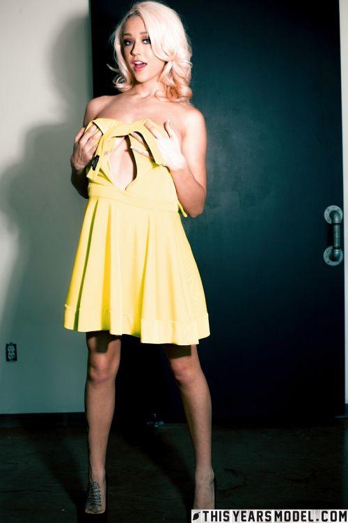 Sabrina Nichole - SABRINA DRESSES UP AS A DUMB BLONDE 08