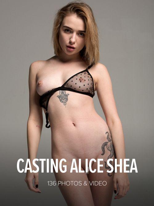 Alice Shea - CASTING ALICE SHEA