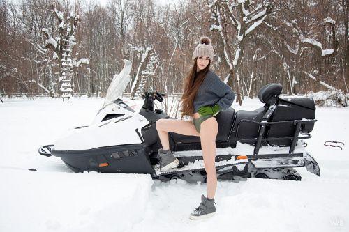 Leona Mia - SNOWMOBILE 01