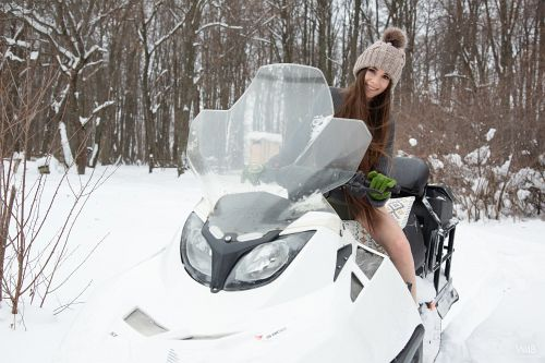 Leona Mia - SNOWMOBILE 02